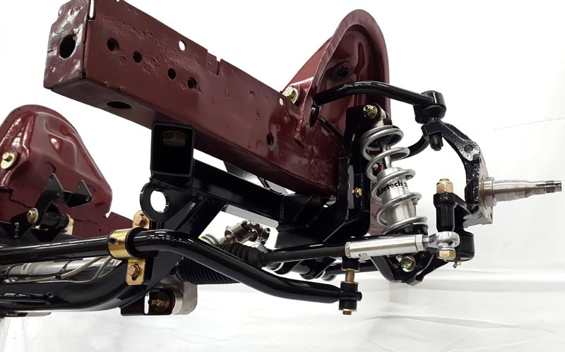 AlterKtion Coil-Over System, Street/Handling, 67-76 A-body, No Mounts