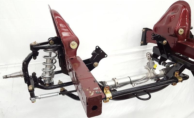 AlterKtion Coil-Over System, Street/Handling, 66-72 B-body, No Mounts