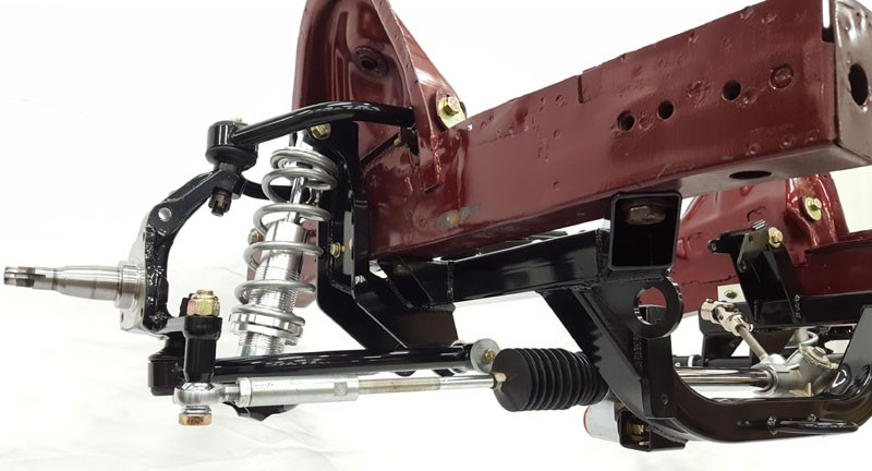 AlterKtion Coil-Over System, Street/Strip, 62-65 B-body, LSX Mounts
