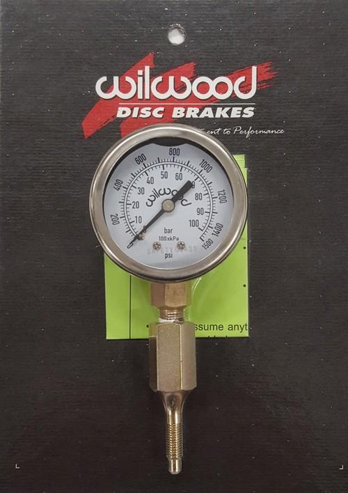 Wilwood Brake Pressure Gauge