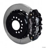 "Wilwood 13"" SuperLite 4R Rear w/Parking Brake"