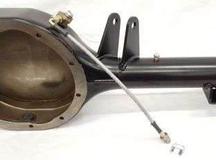"66-67 B-body 9"" Housing and Axle package for Street-Lynx"