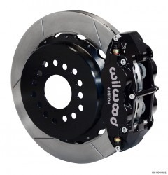 "Wilwood 14"" SuperLite 4R Rear w/Parking Brake"