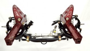 AlterKtion Coil-Over System, Street/Handling, 62-65 B-body, 5.7/6.1/6.4 Hemi Mounts