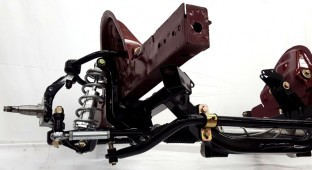 AlterKtion Coil-Over System, Street/Handling, 62-65 B-body, LSX Mounts