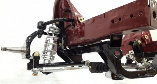 AlterKtion Coil-Over System, Street/Strip, 66-72 B-body, Hemi Mounts