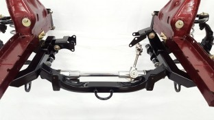 AlterKtion Coil-Over System, Street/Strip, 67-76 A-body, Hemi Mounts
