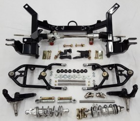 AlterKtion Coil-Over System, Street/Strip, 62-65 B-body, LSX Mounts